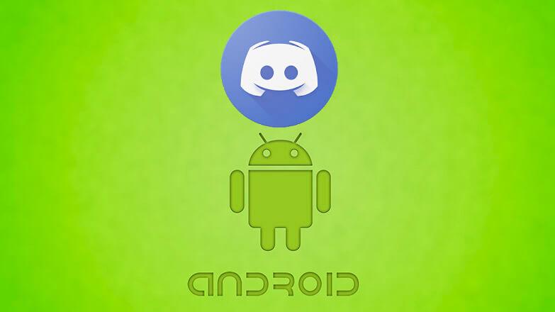 Discord для Android