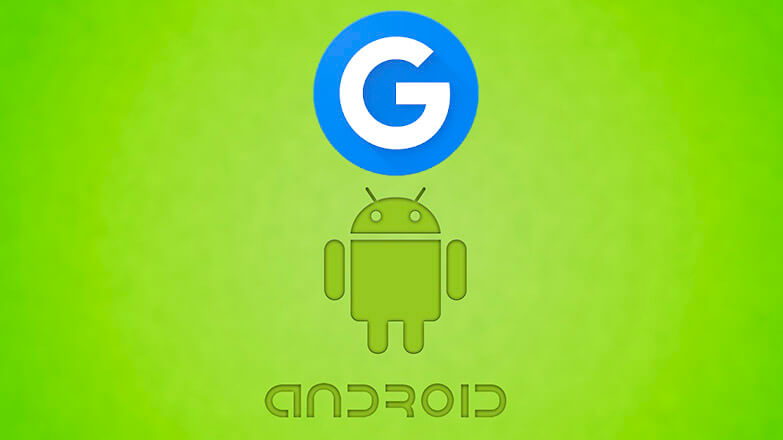 Google Старт для Android