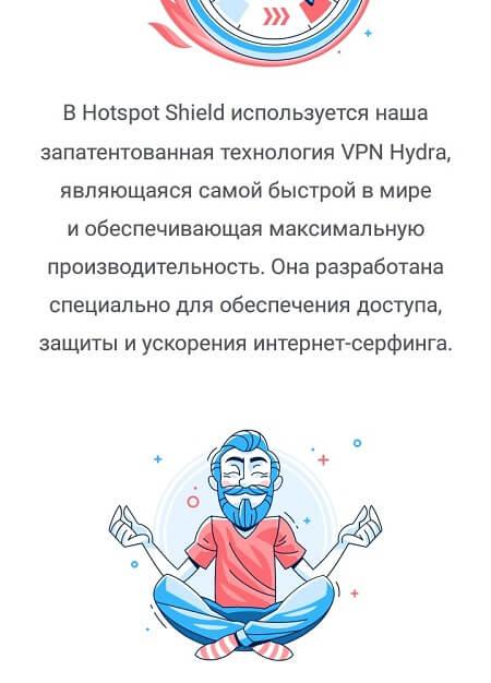 Инновационные технологии Hotspot Shield