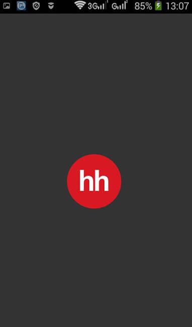 Логотип Head hunter
