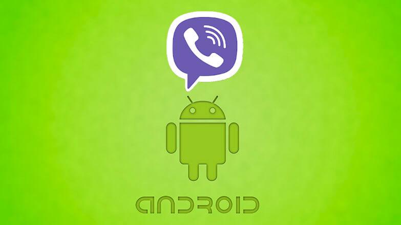 Viber для Андроид