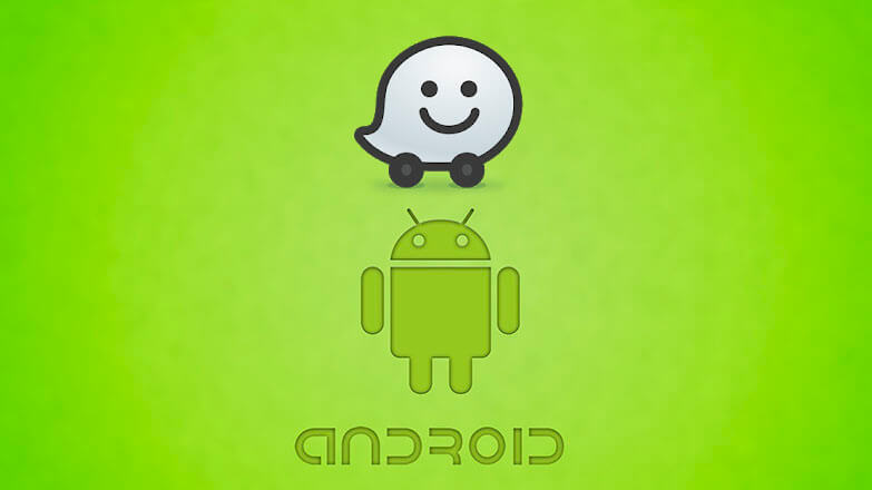 Waze для телефонов и планшетов на Андроид