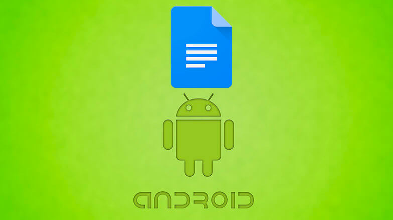 Google документы для Android