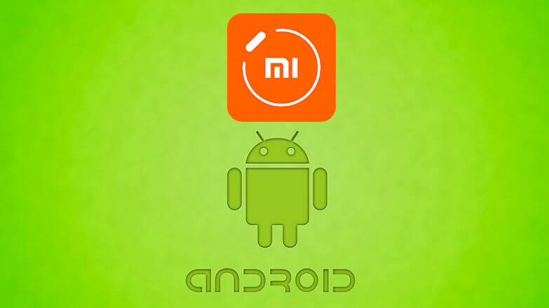 Mi fit для Android