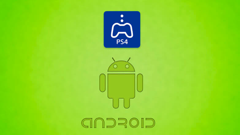 PS4 Remote Play для Андроид