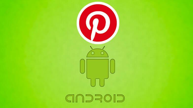 Пинтерест для Android
