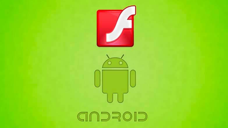 флеш плеер для android