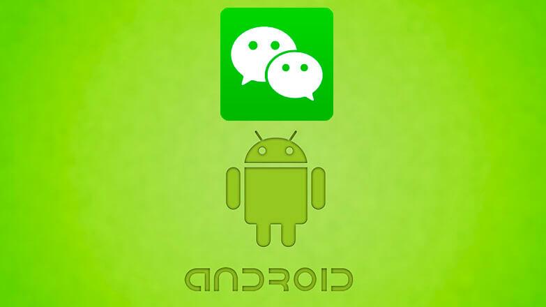 wechat для Android