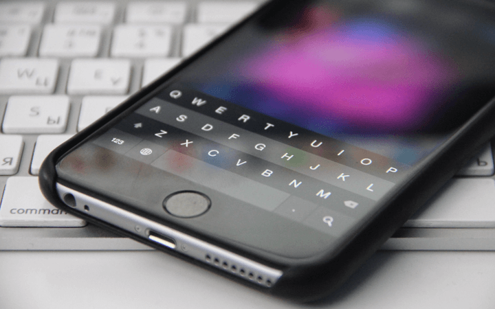 Топ клавиатур для iPhone iOS