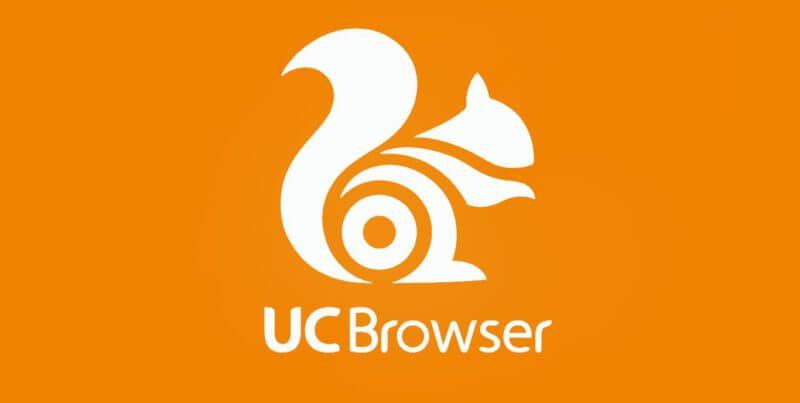 Логотип браузера UC Browser