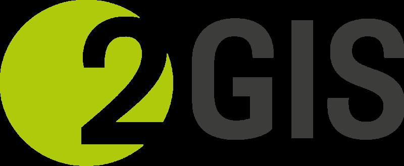 Логотип навигатора 2GIS 2ГИС iPhone iOS