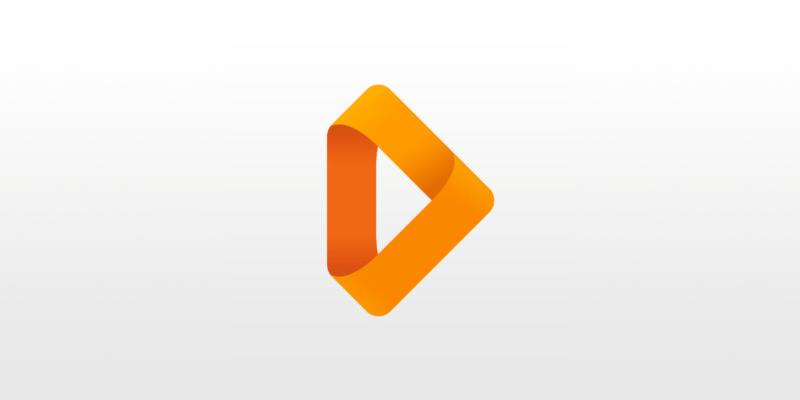 Логотип Infuse 5 для ios айфон