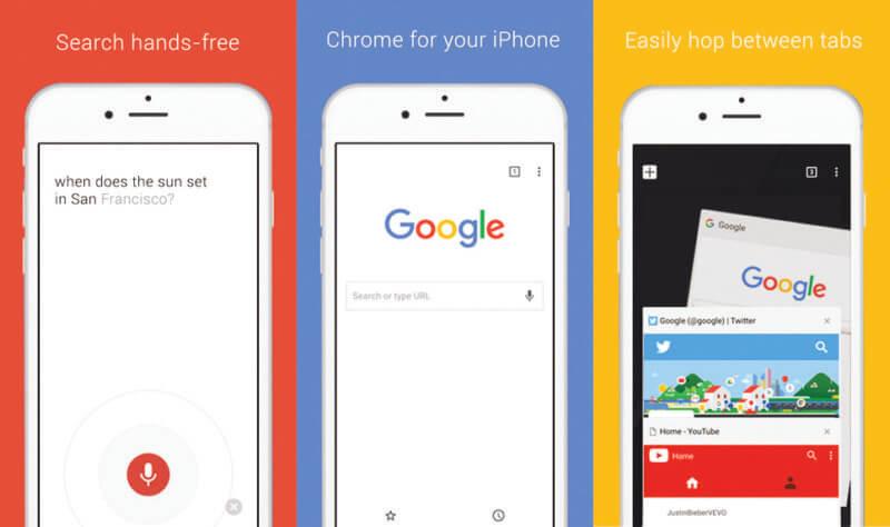 Функциональность Google Chrome