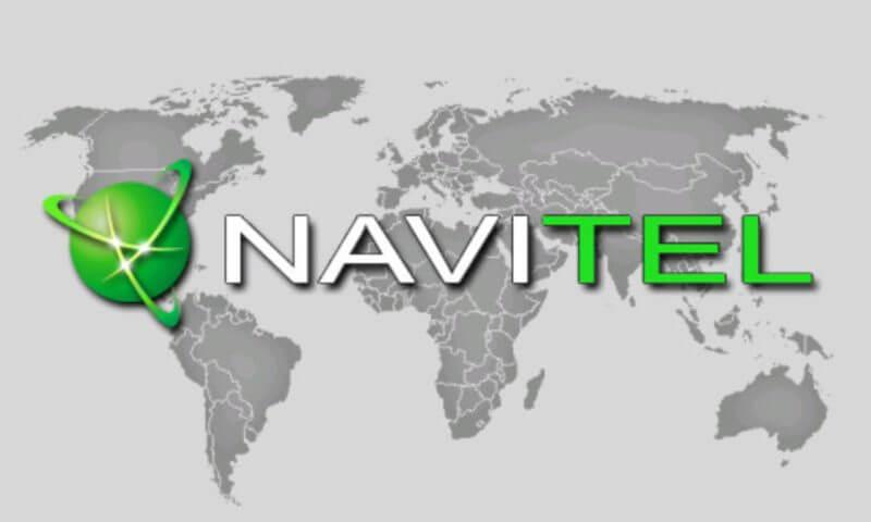Логотип навигатора Navitel iPhone iOS
