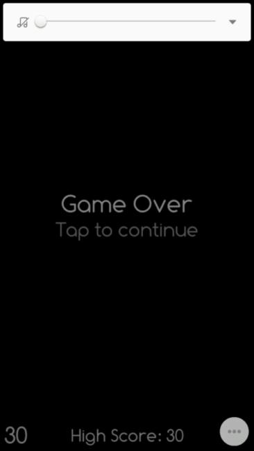 Окончание игры