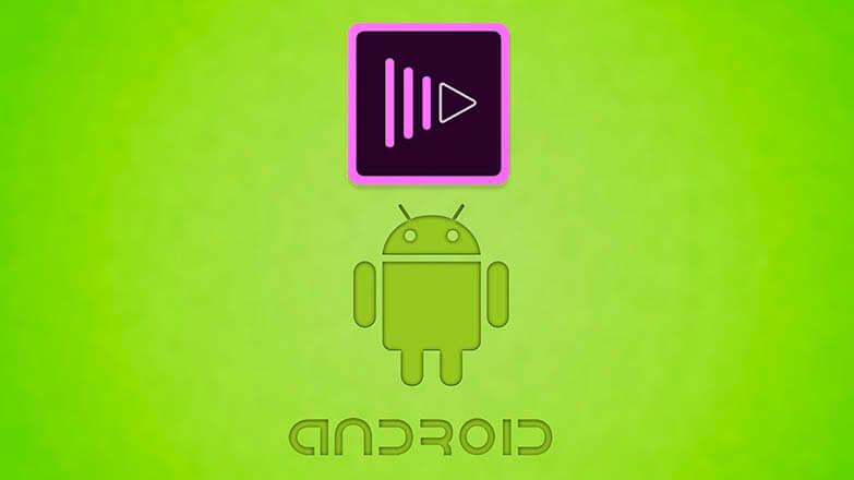 Adobe Premiere Clip для андроид