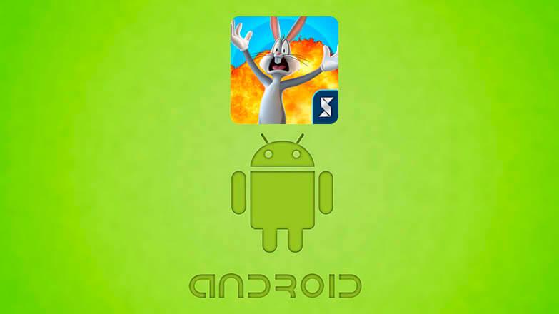 Looney Tunes БЕЗУМНЫЙ МИР - ARPG для андроид