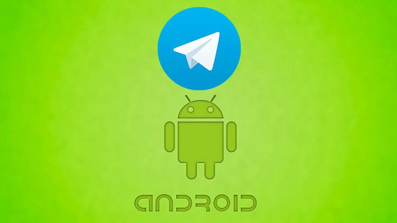 телеграм для андроид