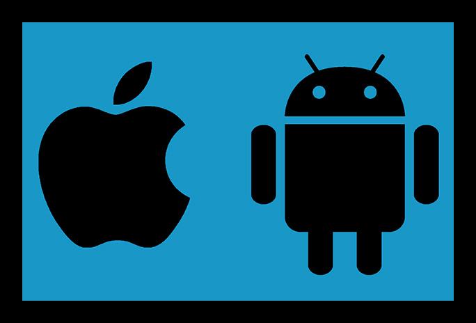 Сравнение Android и iOS