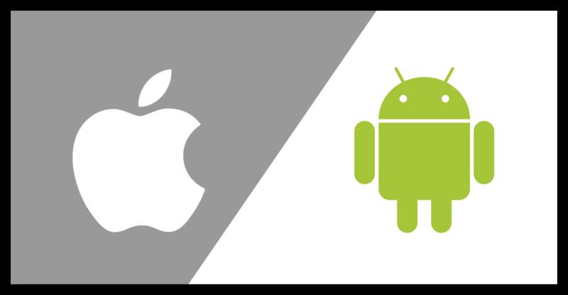 Что же лучше iOS или Android?