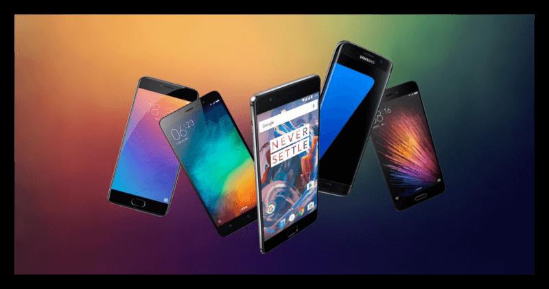 Разнообразие устройств Android