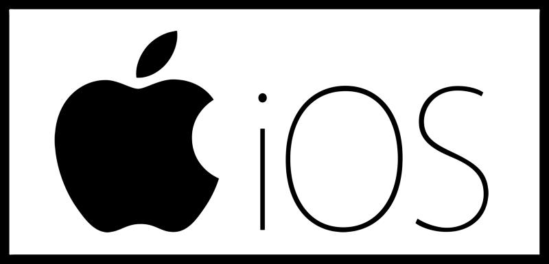 Логотип Apple и iOS