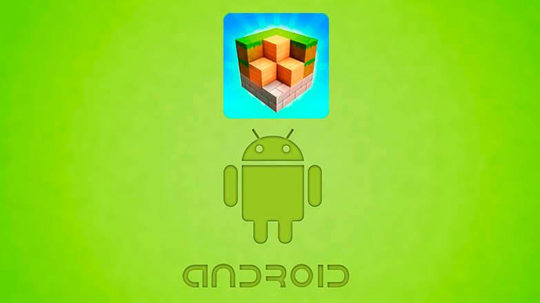 Block Craft 3D для андроид