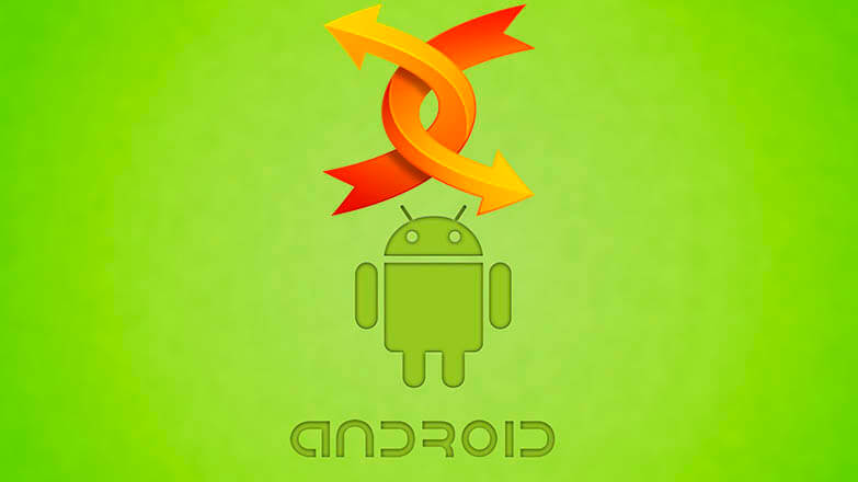 Синхронизация телефона на Андроид