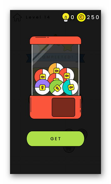 Автомат с подарками