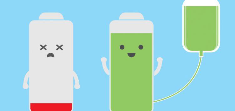 Энергопотребление смартфона