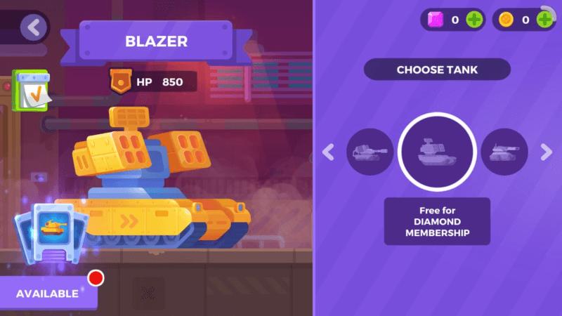 Модель Blazer