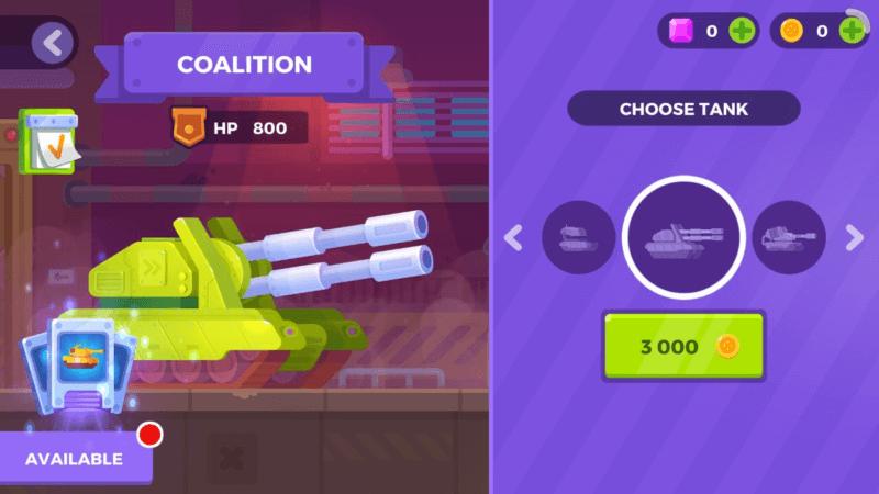 Модель Coalition