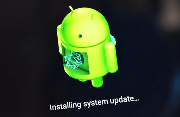 Обновление ОС Андроид