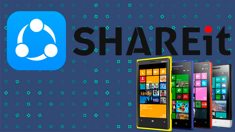 SHAREit на Windows Phone