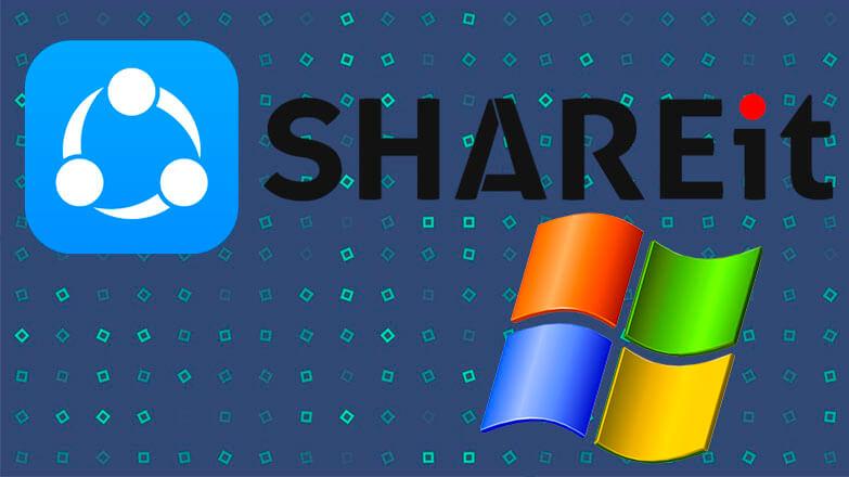 SHAREit для Windows XP — скачать на русском