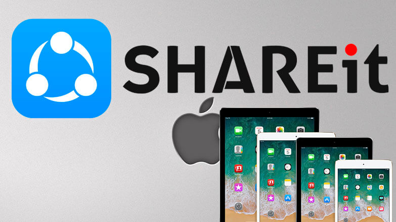 SHAREit на iPad