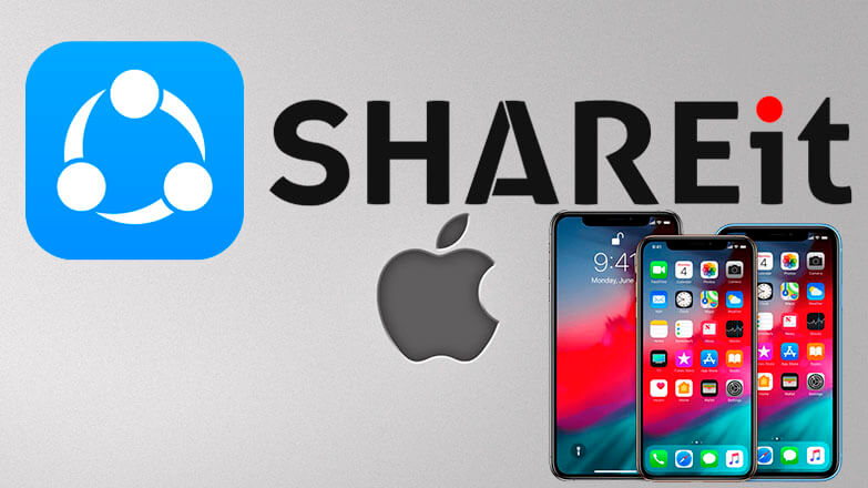 SHAREit для iOS/iPhone