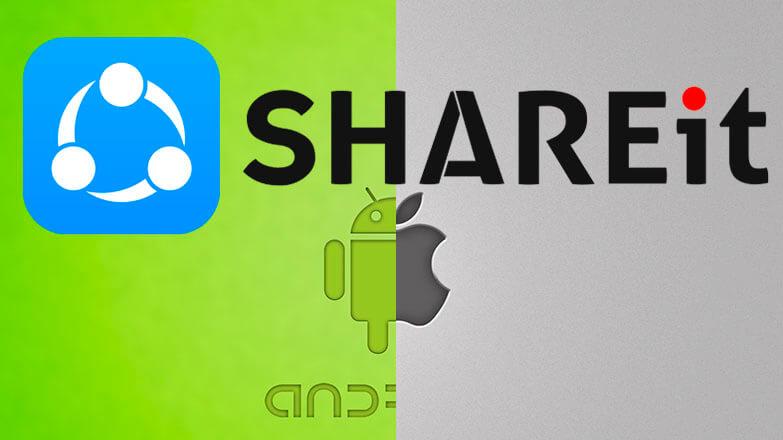 SHAREit скачать бесплатно на телефон