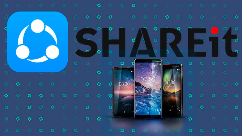 SHAREit скачать для nokia на android