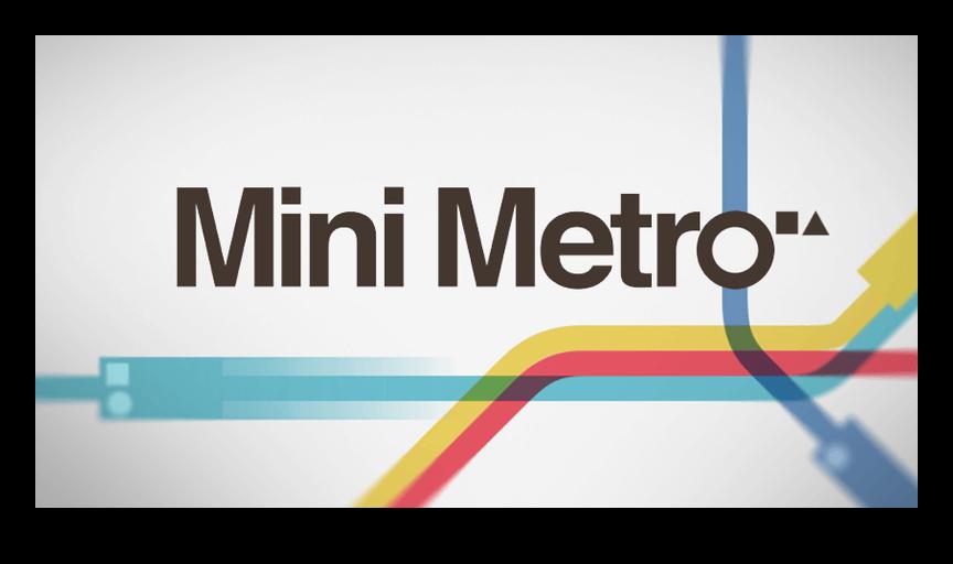 Mini Metro логотип