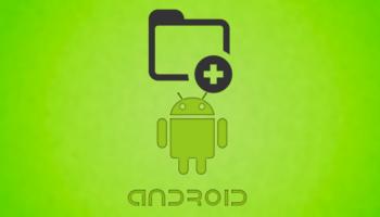 Как создать папку на Андроид телефонах и планшетах