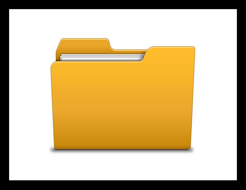Создание папки