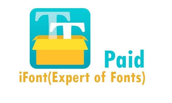 IFont логотип