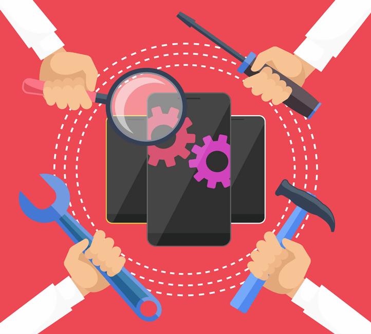 Настройка звука телефона на Андроид в сервисе