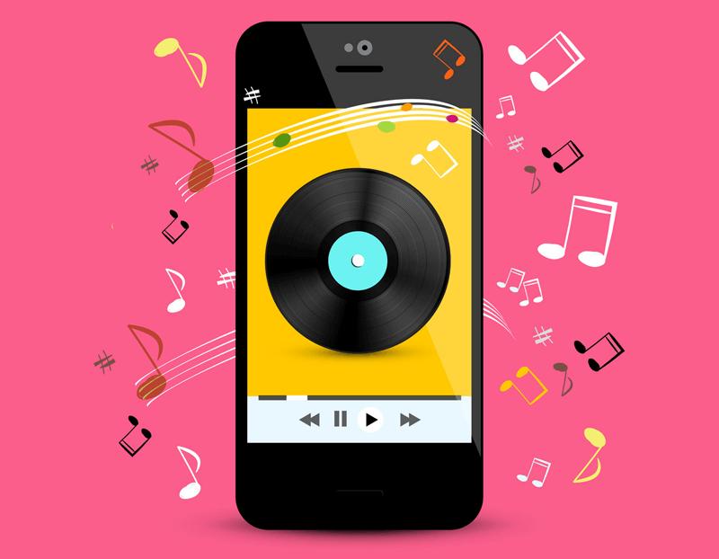 Уровень звука на телефонах под ОС Android