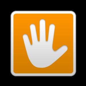Логотип TalkBack