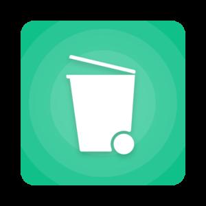Корзина Dumpster логотип