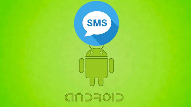 настройка смс на андроид