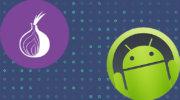 Как установить Tor браузер через APK?