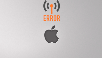 Сбой активации сотовой сети iPhone